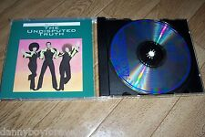 The Undisputed Truth Best Of NM CD 1st Pressing Motown Smiling Faces Sometimes