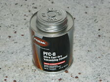 Prema Tire Repair Glue Cold Vulcanizing Fluid 8 oz. PFC8 Made in U.S.A.
