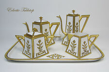 Antique Limoges Art Deco Tea / Coffee Set with Tray