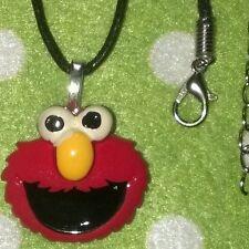 Cute little Elmo Pendant Necklace Inspired Jewellery, Boys Girls, xmas gift idea