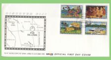 More details for fiji 1992 expo '92 set official first day cover
