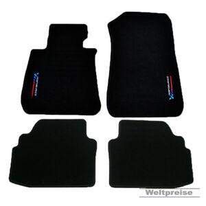 Velours Edition Fußmatten passend für BMW 3er E92 Coupe ab Bj. 12/2005 - 2014