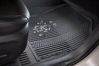 OEM Genuine 2016 - 2019 Kia Sorento ALL WEATHER RUBBER FLOOR MATS SLUSH MATS set