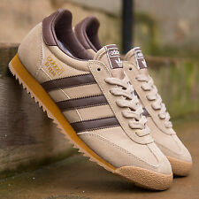 Adidas originals dragon vintage retro cargo khaki brown trainers Eu42 2/3 8,5