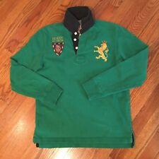 Men's Authentic Rugby Championship Shirt from Ireland- Green size Small
