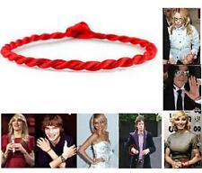 LOT OF 100 Kabbalah Red Luck String Cord  Bracelets Evil Eye SPECIAL HANDMADE XW