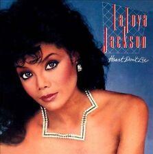 "La Toya Jackson ""Heart Don't Lie"" [Limited Edition] cd 15 tracks"