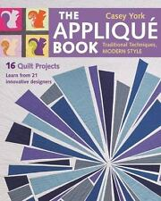 APPLIQUE BOOK