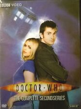 Doctor Who: The Complete Second Series (DVD) Ships FIRST CLASS! Dr. Who Season 2