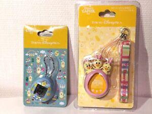 Tokyo Disney Resort TDS Easter 2019 USAPIYO TAMAGOCCHI Pocket Game Strap Pink