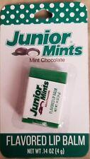 Junior Mints flavored, Square shaped Lip Balm