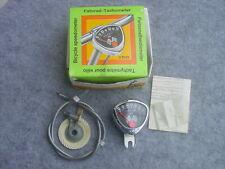 VDO Rennflage Tachometer 1972 26/28 inch New Orig. Packaging Mint Rechtsanbau