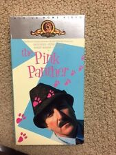 THE PINK PANTHER...VHS- TAKE A LOOK - MGM HOME VIDEO - WHAT A DEAL - P28