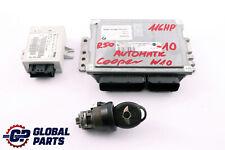 Mini Cooper R56 2011 LCI Essence ECU Kit DME clés CAS3 7 589 971