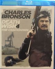 Death Wish 4: The Crackdown (Blu-ray Disc, 2012)