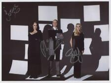 The Human League (Band) Signed 8 x 10 Photo Genuine Obtained In Person