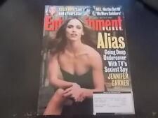 Jennifer Garner - Entertainment Weekly Magazine 2002