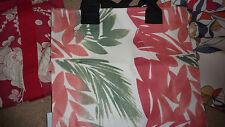 Principi Borsa Grande Arancione Rosso Verde Tote Shopper chic di marca fab Ltd RARO!!!