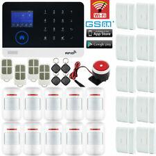 R05 WiFi IP APP GSM RFID Wireless Home Security Alarm Burglar System Auto Dialer