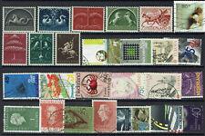 "NETHERLANDS ""small collection xfu - #406-411 mnh"" E930e"