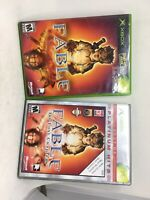 Lot of 2 Fable Original Xbox Games - Fable & The Lost Chapters Platinum Hits