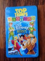 Winning Moves Top Trumps Disney Heroes 2004 New Rare