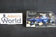Minichamps Prost Grand Prix Showcar 1999 1:43 #18 Olivier Panis (FRA) (RG)