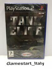 TANK ELITE - SONY PS2 - NUOVO SIGILLATO - NEW SEALED PAL VERSION