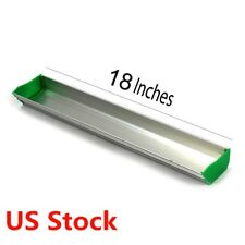 """USA Stock 18"""" Emulsion Scoop Coater For Screen Printing (Dual Edge)"""