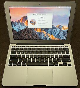"USED Original APPLE MacBook Air 2011 (A1370) 11"" INTEL 1.8 GHz Core 7 4GB RAM 64"