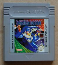 MEGA MAN LA VENGANZA DEL DR WILY - GAME BOY - VERSION ESPAÑA - CARTUCHO
