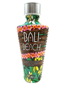 Tanovations Bali Beach Coconut Infused Black Bronzer Indoor Tanning Lotion 11oz