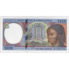 B.E.A.C - CONGO 10000 FRANCS 1995 NEUF P.105 Cb