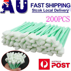 200X Cleaning Swabs Solvent Foam  For Roland Mimaki Epson Format InkJet Printer