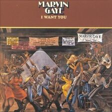 I Want You by Marvin Gaye (Vinyl, Jul-2008, Motown)
