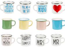 Tin Camping Mugs