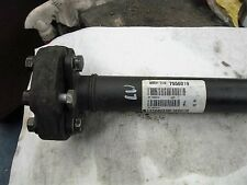 BMW X5 FRONT PROPSHAFT INCLUDING COUPLING e70 7556019