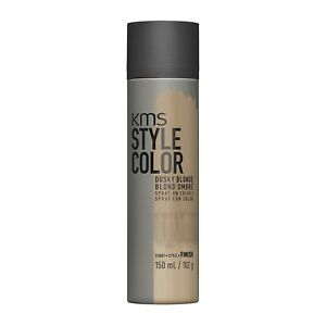 KMS StyleColor Dusky Blonde 3.8 oz / 150 ml temporary spray-on hair color