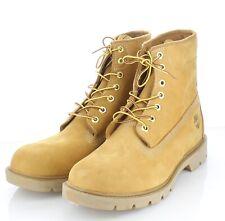 "34-38 NEW $158 Men's Sz 11 M Timberland 6"" Single Sole Nubuck Leather Boots"