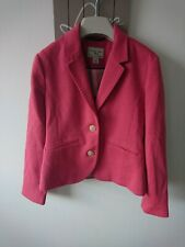 Massimo dutti girl blazer jacket 7-8 years BNWOT
