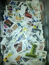 US Used/Canceled Postage Stamps  Set of 90 Different 5c - 10c Large Stamps