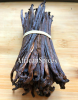 10 Tahitian Vanilla Beans Extract Grade B (4 Inches)   Tahitian Tahitentis