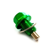 Magnetic Oil Sump Plug Nut M12 x 1.5 Green BMW