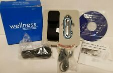Avon Wellness Sport MP3 Player Bundle-Fitness-Ice Blue-Compact 2004 Vintage New