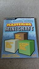 mastering minecraft strategy guide book bradygames