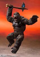 Sh Monsterarts Kong From Movie Godzilla Vs. Kong 2021 Bandai May Presale