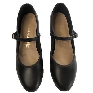 Katz Black Dance Shoes Ladies