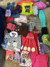 Lot Of Baby Girls Clothes Sizes 18 Months - 2T
