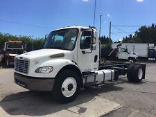 2011 Freightliner M2 Cab & Chassis Truck Aluminum Tanks #0629 - $26900