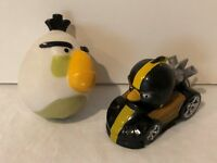 Angry Birds Go! Telepods Kart Car and Angry Birds Ball Figure Cake Topper